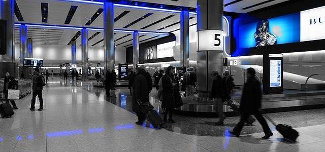 Antalya Airport Arrivals